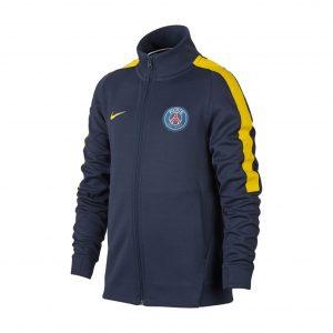 Bluza Nike Junior PSG Franchise 869257-412 Rozmiar XS (122-128cm)