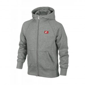 Bluza Nike Junior YA76 Hoody 598984-063 Rozmiar XS (122-128cm)