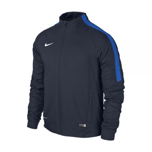 Bluza Nike Squad 15 Sideline Woven 645476-451 Rozmiar XL (188cm)