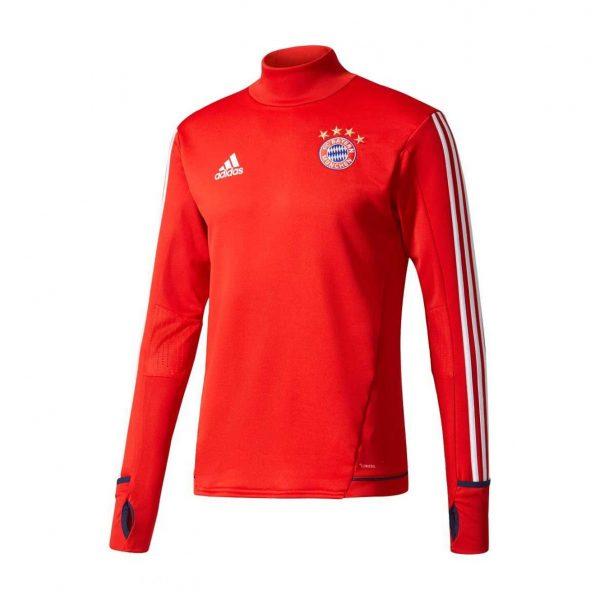 Bluza adidas Bayern Monachium Training Top BQ2481 Rozmiar S (173cm)