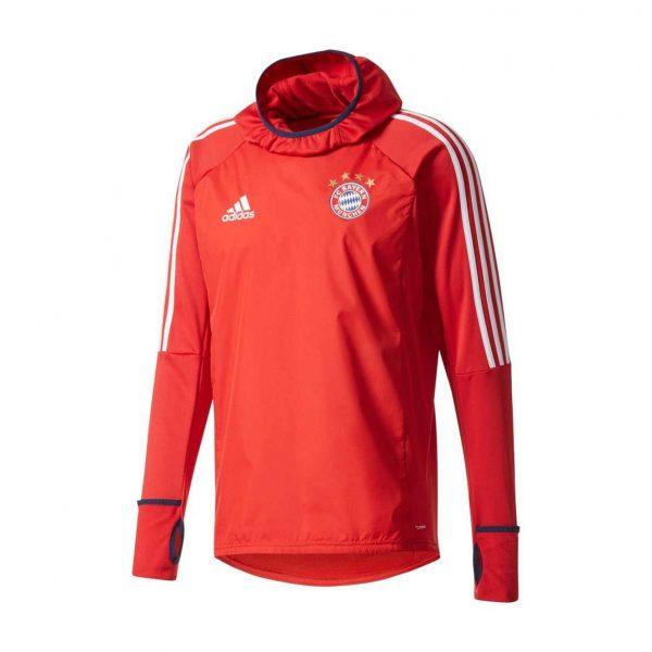 Bluza adidas Bayern Monachium Warm Top BQ2454 Rozmiar S (173cm)