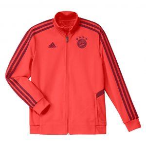 Bluza adidas Junior Bayern Monachium DX9185 Rozmiar 128