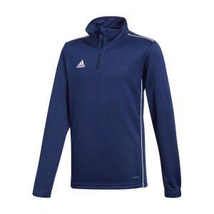 Bluza adidas Junior Core 18 CV4139 Rozmiar 128