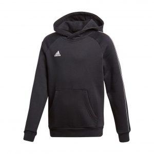 Bluza adidas Junior Core 18 Hoody CE9069 Rozmiar 152