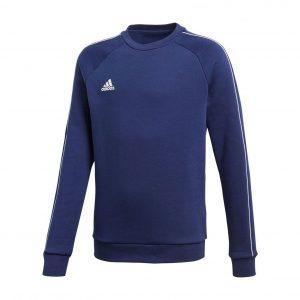 Bluza adidas Junior Core 18 SW CV3968 Rozmiar 128