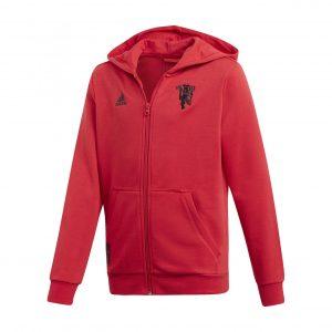 Bluza adidas Junior Manchester United DW4715 Rozmiar 128