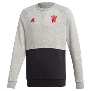 Bluza adidas Junior Manchester United DX9075 Rozmiar 128