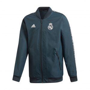 Bluza adidas Junior Real Madryt Anthem DP5185 Rozmiar 128