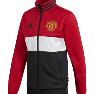 Bluza adidas Manchester United 3S DX9086 Rozmiar S (173cm)