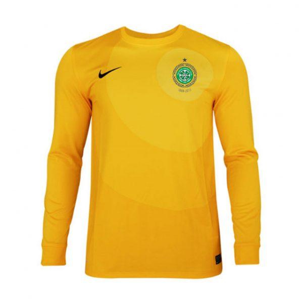 Bluza bramkarska Nike Junior Celtic Glasgow 448265-739 Rozmiar S (128-137cm)