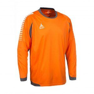 Bluza bramkarska Select Junior Chile Pomarańczowa Rozmiar 14/16 lat