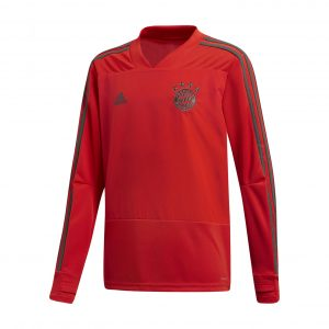 Bluza treningowa adidas Junior Bayern Monachium CW7294 Rozmiar 128