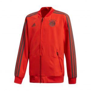 Bluza wyjściowa adidas Junior Bayern Monachium CW7278 Rozmiar 128