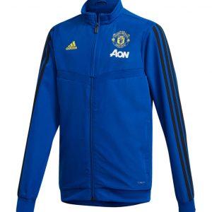 Bluza wyjściowa adidas Junior Manchester United DX9041 Rozmiar 140