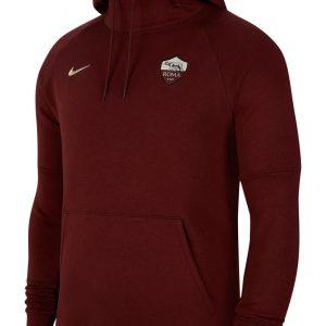 Bluza z kapturem Nike AS Roma CI6462-619 Rozmiar S (173cm)