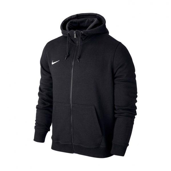 Bluza z kapturem Nike Junior Team Club 658499-010 Rozmiar XS (122-128cm)