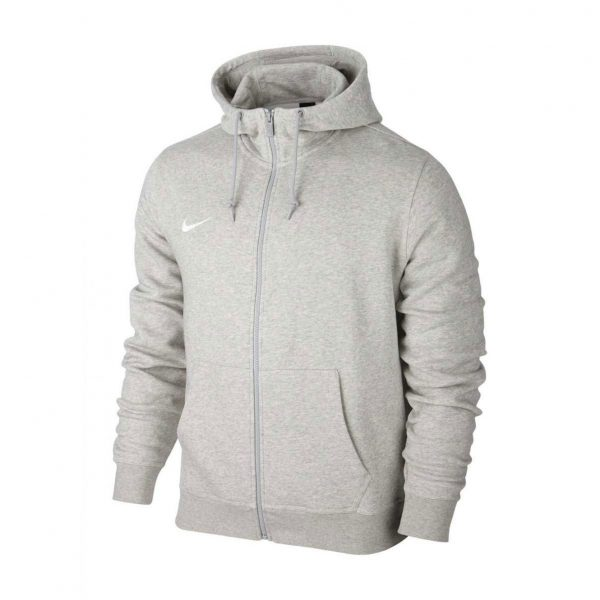 Bluza z kapturem Nike Junior Team Club 658499-050 Rozmiar L (147-158cm)