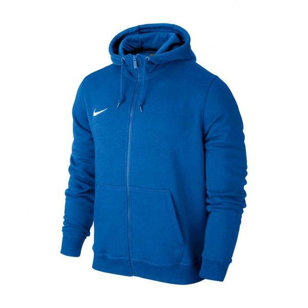Bluza z kapturem Nike Junior Team Club 658499-463 Rozmiar S (128-137cm)