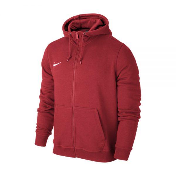 Bluza z kapturem Nike Junior Team Club 658499-657 Rozmiar L (147-158cm)
