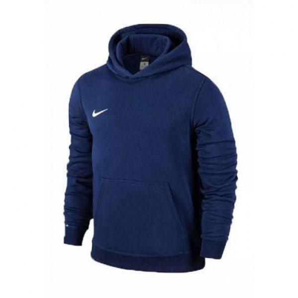 Bluza z kapturem Nike Junior Team Club 658500-451 Rozmiar M (137-147cm)