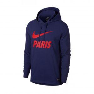 Bluza z kapturem Nike PSG 892550-421 Rozmiar S (173cm)