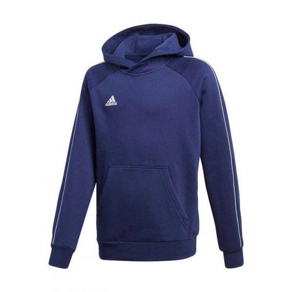 Bluza z kapturem adidas Junior Core 18 CV3430 Rozmiar 152