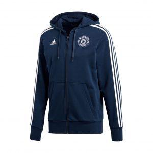 Bluza z kapturem adidas Manchester United CW7663 Rozmiar S (173cm)