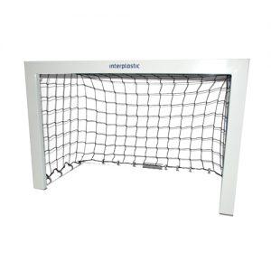 Bramka do piłki nożnej 180x120 cm składana