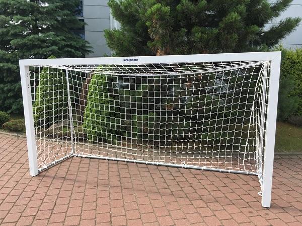 Bramka do piłki nożnej 300x155 cm ŻAK