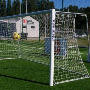 Bramka do piłki nożnej 5x2 m typ 3 (przenośna) Interplastic