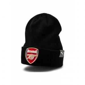 Czapka Puma Arsenal Londyn Bronx Beanie 021815-01 Rozmiar męski