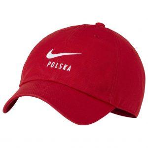 Czapka z daszkiem Nike Polska CU7540-611