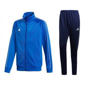 Dres adidas Core 18 Niebiesko-Granatowy CV3564/CV3988 Rozmiar S (173cm)