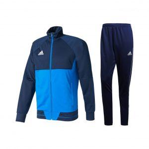 Dres adidas Tiro/Core Niebiesko-Granatowy BQ2597/CV3988 Rozmiar S (173cm)