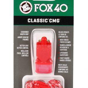 Gwizdek Fox40 Classic CMG ze sznurkiem 38119