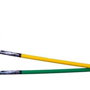 Kij unihokej Mamba zielony 95cm