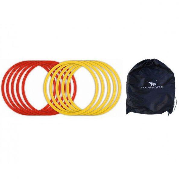 Koła koordynacyjne Yakima 50cm - zestaw z torbą 100055