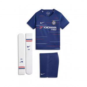 Komplet Nike Junior Chelsea Londyn Breathe Home 919318-496 Rozmiar L (147-158cm)