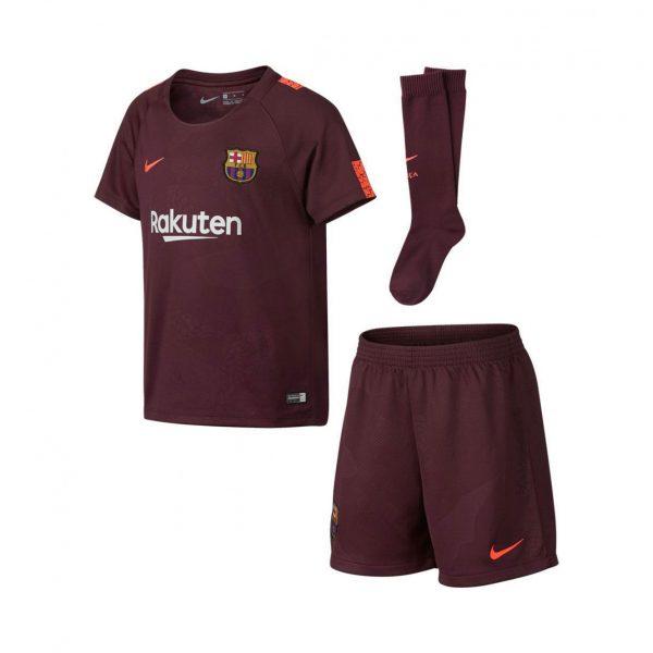 Komplet Nike Junior FC Barcelona Breathe 3rd 847353-683 Rozmiar L (147-158cm)