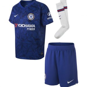 Komplet Nike Kids Chelsea Londyn AO3050-495 Rozmiar L (116-122cm)