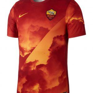Koszulka Nike AS Roma Pre-Match AO7549-739 Rozmiar S (173cm)