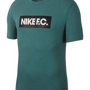 Koszulka Nike F.C. Dri-FIT AQ8007-362 Rozmiar S (173cm)