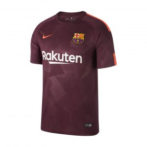 Koszulka Nike FC Barcelona Breathe Stadium 3rd 847253-683 Rozmiar S (173cm)