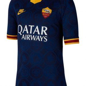 Koszulka Nike Junior AS Roma 3rd Stadium AT2637-493 Rozmiar XS (122-128cm)
