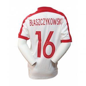 Koszulka Nike Junior Błaszczykowski 725974-101 Rozmiar XL (158-170cm)