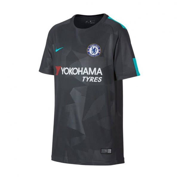 Koszulka Nike Junior Chelsea Londyn Stadium 3rd 905539-061 Rozmiar XS (122-128cm)