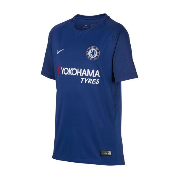 Koszulka Nike Junior Chelsea Londyn Stadium Home 905541-496 Rozmiar S (128-137cm)