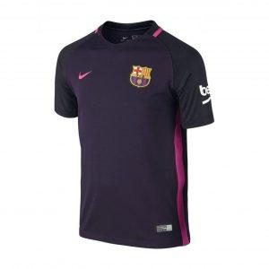 Koszulka Nike Junior FC Barcelona Away Stadium 777027-525 Rozmiar XS (122-128cm)