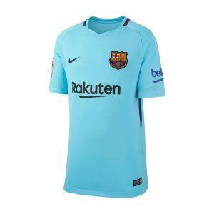Koszulka Nike Junior FC Barcelona Away Stadium 847386-484 Rozmiar XS (122-128cm)