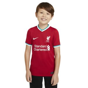Koszulka Nike Junior Liverpool FC Stadium Home CZ2647-687 Rozmiar L (147-158cm)